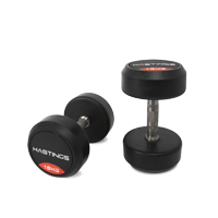 Hastings 16 kg Professional Dumbbell Set