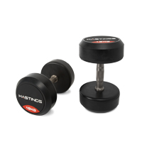 Hastings 18kg Professional Dumbbell Set
