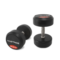 Hastings 22.5 kg Professional Dumbbell Set