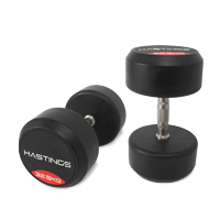 Hastings 32.5 kg Professional Dumbbell Set