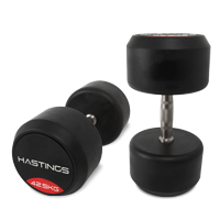Hastings 42.5kg Professional Dumbbell Set