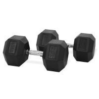 Hastings Haltères Hexagone 35 kg Set