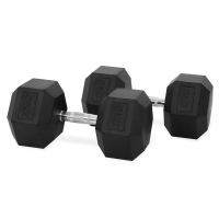 Hastings Hex Dumbbell 37.5 kg Set