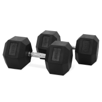 Hastings Hex Dumbbell 40kg Set