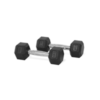 Hastings Hex Dumbbell 4kg Set