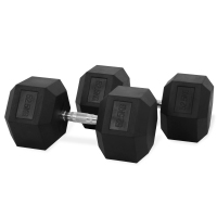 Hastings Hex Dumbbell 52.5 kg Set