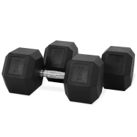 Hastings Hex Dumbbell 55kg Set