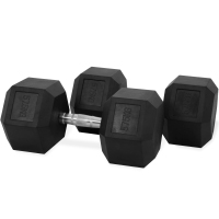 Hastings Hex Dumbbell 57.5 kg Set