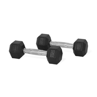 Hastings Hex Dumbbell 5 kg Set