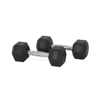 Hastings Hex Dumbbell 6kg Set