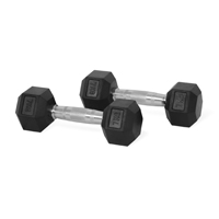 Hastings Hex Dumbbell 7kg Set