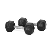Hastings Hex Dumbbell 8kg Set