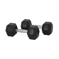Hastings Hex Dumbbell 9kg Set