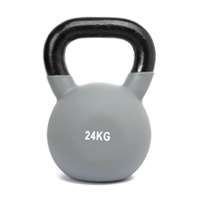 Hastings Kettlebell Neoprene 24 kg