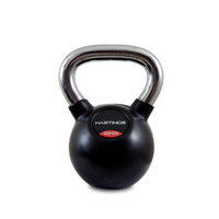 Hastings Chrome Kettlebell Professionale 12 kg