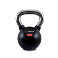 Hastings Chrome Kettlebell Professionale 16 kg