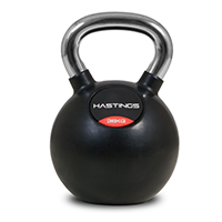 Hastings Chrome Kettlebell Professionale 36 kg
