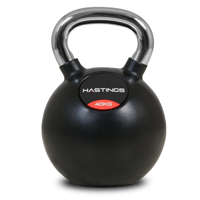 Hastings Chrome Kettlebell Professionale 40 kg
