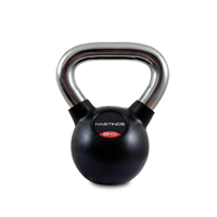 Hastings Chrome Kettlebell Professionale 8 kg