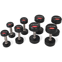 Hastings 2.5-10kg Professional Dumbbells