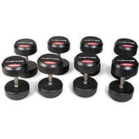 Hastings 22.5-30kg Professional Dumbbells