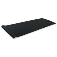 Helisports vloermat zwart 220x100cm