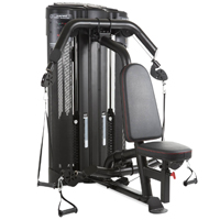 Inspire DUAL Station Chest + Shoulder
