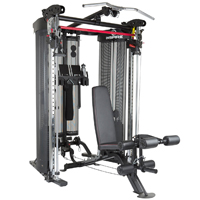 Inspire FT2 Functional Trainer - inkl. Hantelbank