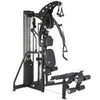 Inspire Multi-gym M3 - Zwart
