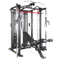Inspire SCS Smith Cage System - incl. Bench