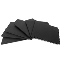 Kroon Floor Tile pro 20mm black (6 pcs)