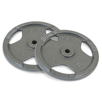 15 kg Iron 30 mm Plate Set