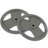 20 kg 30 mm Set de disques fonte