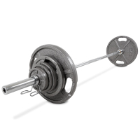 Kroon OP-100 Iron Olympic Plate Set