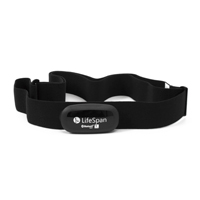 LifeSpan Bluetooth Heart Rate Monitor Borstband