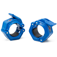 Lock-Jaw OLY-2 Collars Blue Set