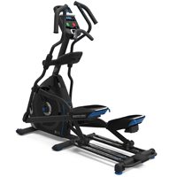 Nautilus E628 Elliptical Black