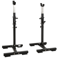 Newton Fitness Black Series BLK-100 Squat Stand