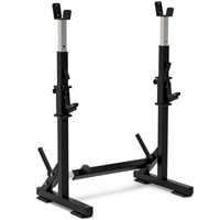 Newton Fitness Black Series BLK-110 Support de squat