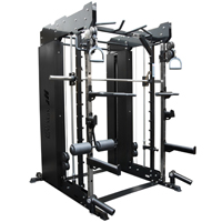 Newton Fitness Black Series BLK-7000 Multifunctional Smith Machine