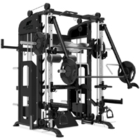 Newton Fitness Black Series BLK-5000 Multifunctional Smith Machine