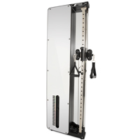 Newton Fitness Black Series BLK-650 Wall Mount Cable Station