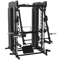 Newton Fitness Black Series BLK-7500 Multifonctionnel Smith Machine