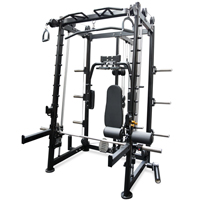 Newton Fitness Black Series BLK-790 Smith Station