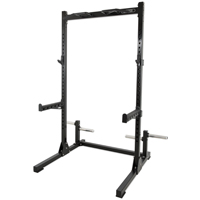Newton Fitness Black Series BLK-140 Half Rack