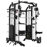 Newton Fitness Commercial Smith Power Rack CSR-1000