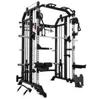 Newton Fitness Commercial Smith Power Rack CSR-900