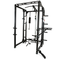 Newton Fitness Power Rack Pieghevole FR-100