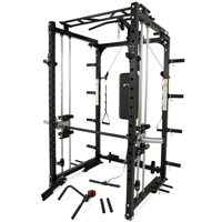 Newton Fitness Power Rack Pieghevole FR-200