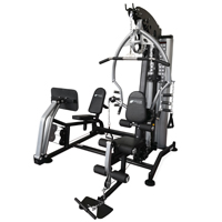 Newton Fitness MHG-200 Homegym avec Leg Press Attachment